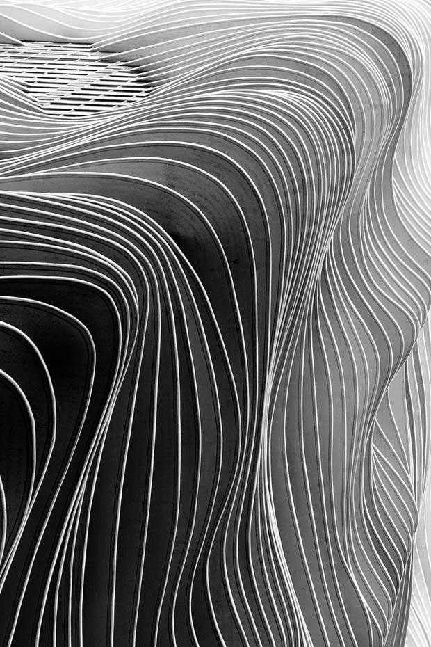 25 stunning architectural facades Chigaco Aqua Tower