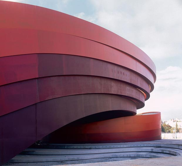 25 stunning architectural facades Design Museum Israel Ron Arad