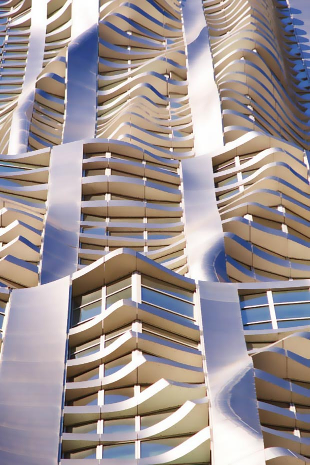 25 stunning architectural facades New York by Gehry
