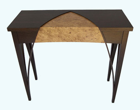 Gothic Style Console Table Peter Rolfe