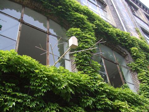 Balcony Birdhouse Emilie Cazin