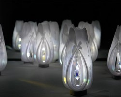 Banquet Table Lamps By Tna Design Studio For Swarovski Crystallized