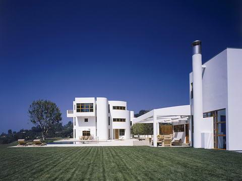Bel Air Residence Gwathmey Siegel 1