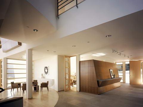 Bel Air Residence Gwathmey Siegel 10