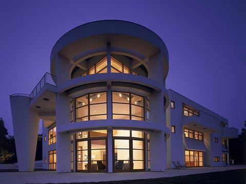 Bel Air Residence Gwathmey Siegel