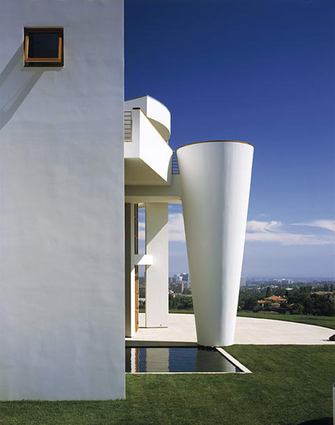 Bel Air Residence Gwathmey Siegel 4