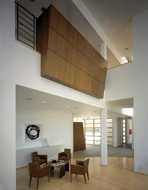 Bel Air Residence Gwathmey Siegel 6