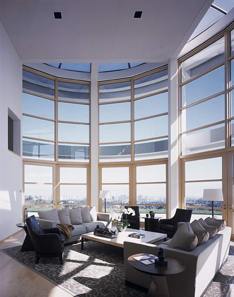 Bel Air Residence Gwathmey Siegel 7