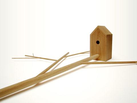 Birdhouse Emilie Cazin