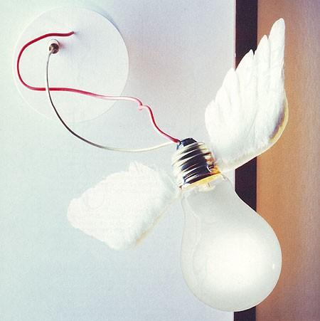 Birds wall lamp Ingo Maurer