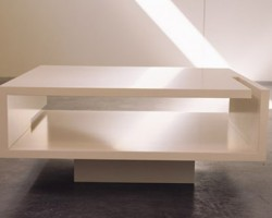 Box Table By Wolveridge Architects