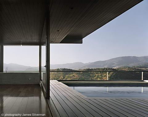 Casa Camino A Farellones dRN Architects 1