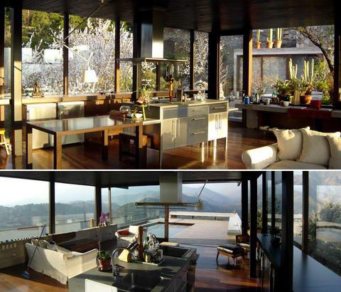 Casa Camino A Farellones dRN Architects 14