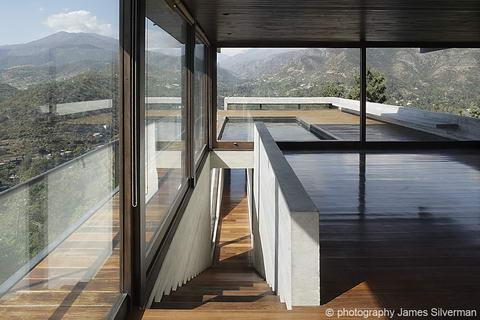 Casa Camino A Farellones dRN Architects 2