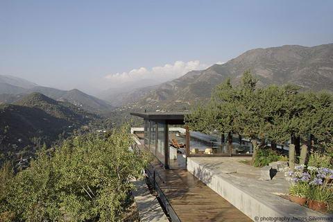 Casa Camino A Farellones dRN Architects 5
