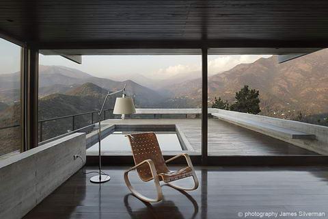 Casa Camino A Farellones dRN Architects 8