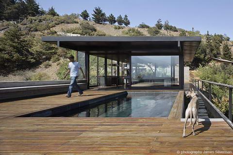 Casa Camino A Farellones dRN Architects 9