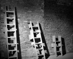 Ladder n°1 By Casimir Meubelen