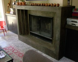How To: Vintage Fireplace