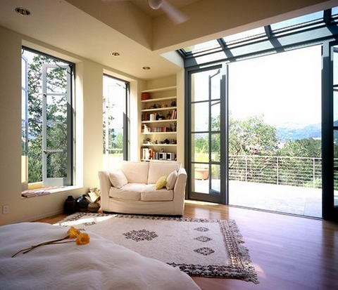 Contemporary Calistoga residence Torin Knorr 2