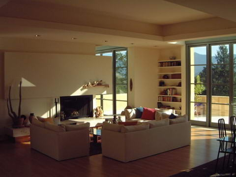 Contemporary Calistoga residence Torin Knorr 7
