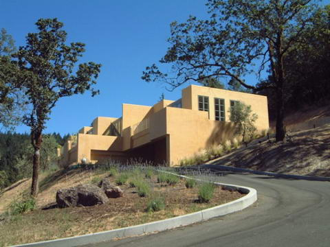 Contemporary Calistoga residence Torin Knorr 8