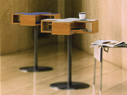 Cross Table TNA Design Studio 1