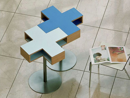 Cross Table TNA Design Studio