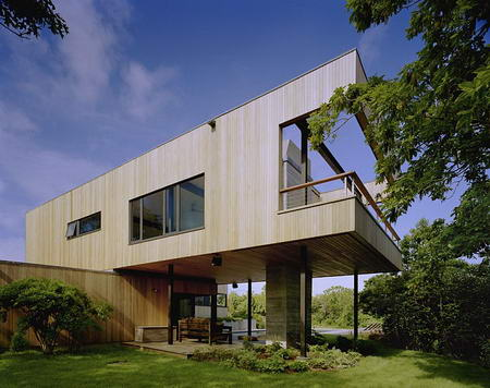 Cutler Residence Montauk Murdock Young Architects 05