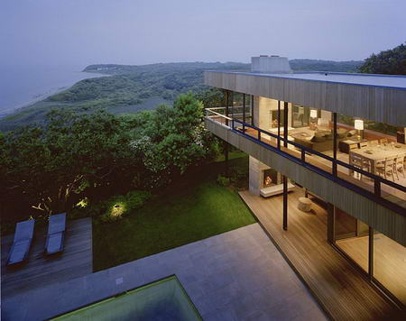 Cutler Residence Montauk Murdock Young Architects 06