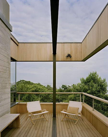 Cutler Residence Montauk Murdock Young Architects 08