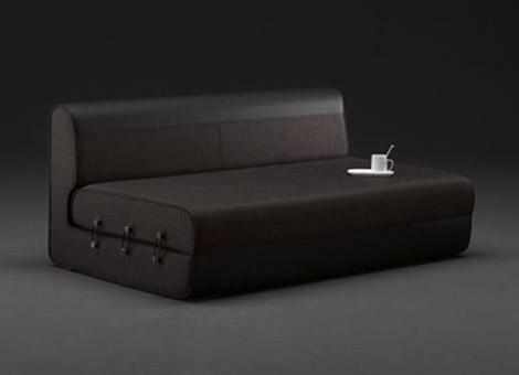 Easy Sleep sofa Luca Scacchetti Domodinamica