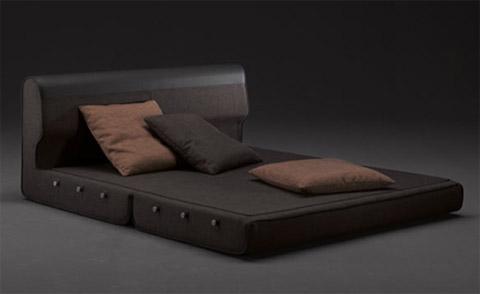 Easy Sleep sofa Luca Scacchetti Domodinamica 2