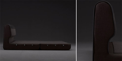 Easy Sleep sofa Luca Scacchetti Domodinamica 4