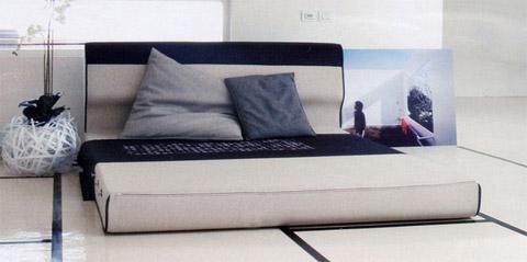 Easy Sleep sofa Luca Scacchetti Domodinamica 5