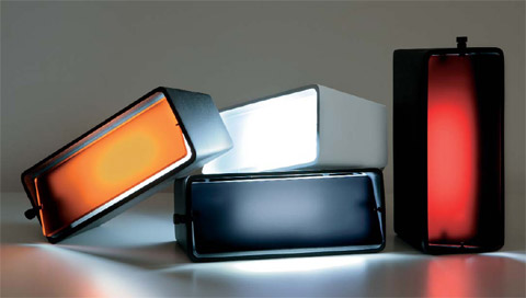 Enrico Franzolini Boxx table lamp