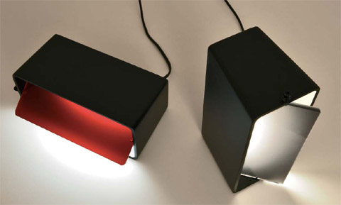 Enrico Franzolini Boxx table lamp 3