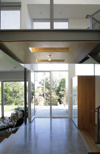 Geddes Residence West Vancouver by Nigel Parish Splyce 4