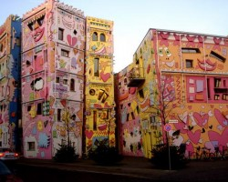 Pop-Art Happy Rizzi House Germany