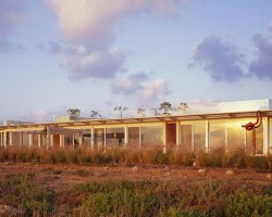 Stunning Holiday Residence: Caesarea Villa By Gottesman–Szmelcman Architecture