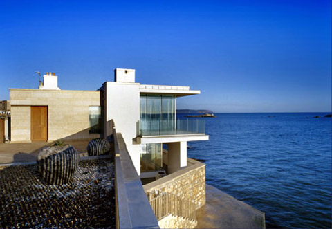 house by the sea dublin de blacam and meagher architects. Black Bedroom Furniture Sets. Home Design Ideas