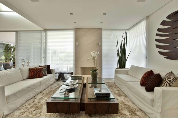 House PS Pupo Gaspar Arquitectos living room