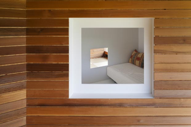 ideas small wood house interior by ACAA