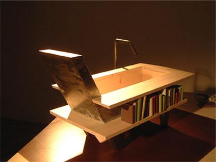 Library Bath Malin Lundmark