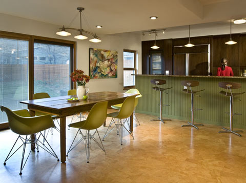 Lorden residence Colorado Vast Architecture Dining