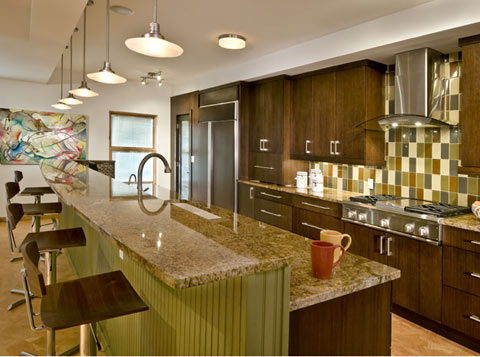 Lorden residence Colorado Vast Architecture Kitchen