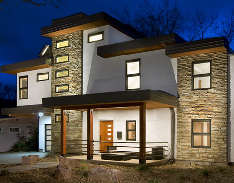 The lorden residence by vast architecture decojournal for Modern house journal