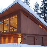 Mazama Washington Residence Finne Architects