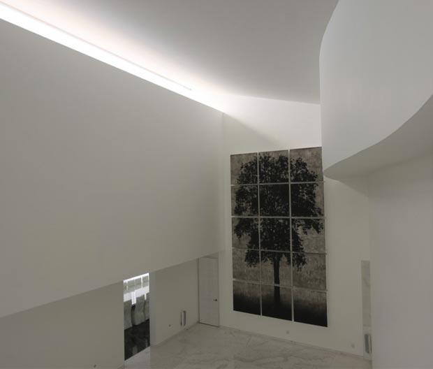 Miguel Aragones Casa Solomon interior