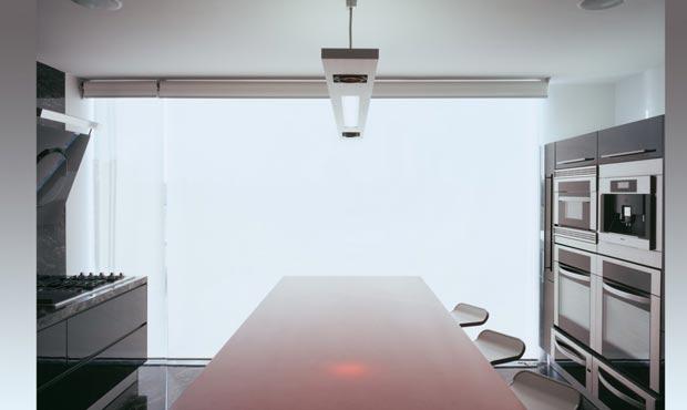 modern kitchen Miguel Aragones Casa Solomon
